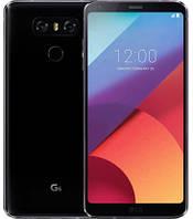 """Смартфон LG G6 Plus 128GB Black, 13+13/5Мп, 5,7"""" IPS, Snapdragon 821, 1sim, 4G, Гарантія 12 міс., фото 1"""