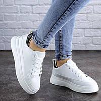 Женские белые кроссовки Felix 2095 Размер 38 - 24 см