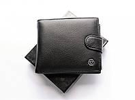 Мужской кошелек Philipp Plein 06 черный, фото 1