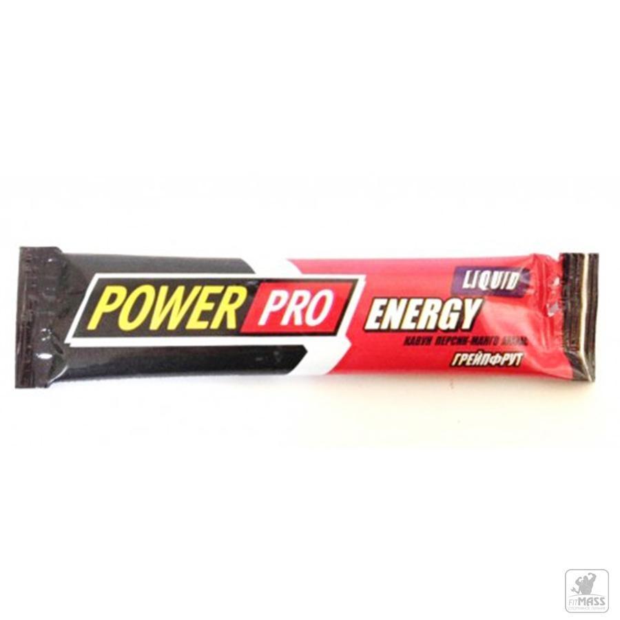 Енергетик Power Pro Liquid Energy 20 g