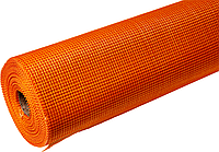 Фасадная стеклосетка ССА-145 (100) оранжевая, фото 1