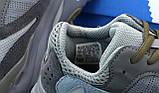 🔥 Кроссовки женские Adidas Yeezy 700 Dark Grey (адидас изи 700 серые), фото 7
