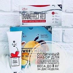 Набір Коктейль Горижоп антицелюлітний Драйнэффект Схуднути без дієт скинути вагу після пологів Енерджі дієт