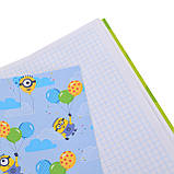 """Блокнот YES """"Minions"""", 20*20 см, 96 л., фото 3"""