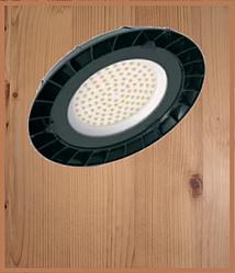 Промышленные LED светильники, лампы