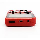 Игровая приставка (Игровая консоль) Game Box sup 400 игр в 1 + джойстик Red, фото 6