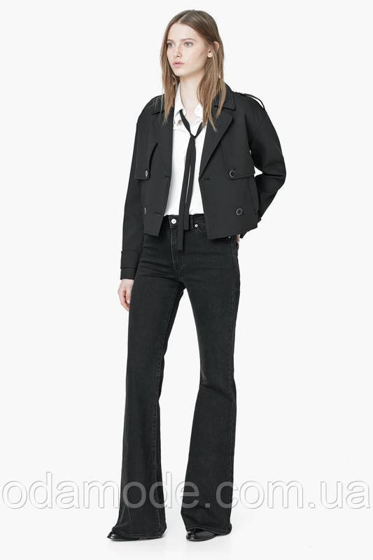 Куртка жіноча коротка mango