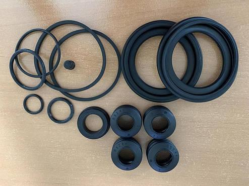 РМК суппорта (d=68mm мягкий манжеты+4гофры мал.+колечки +сальник ручника), фото 2
