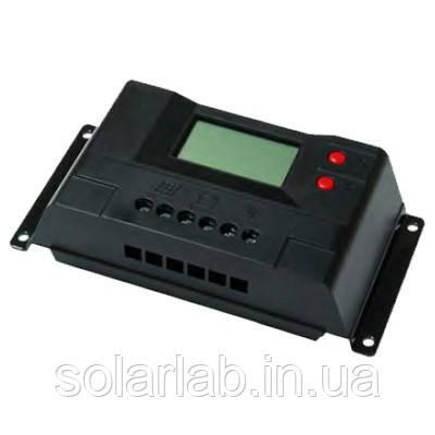 Контролер заряду АКБ АСМ20D+USB