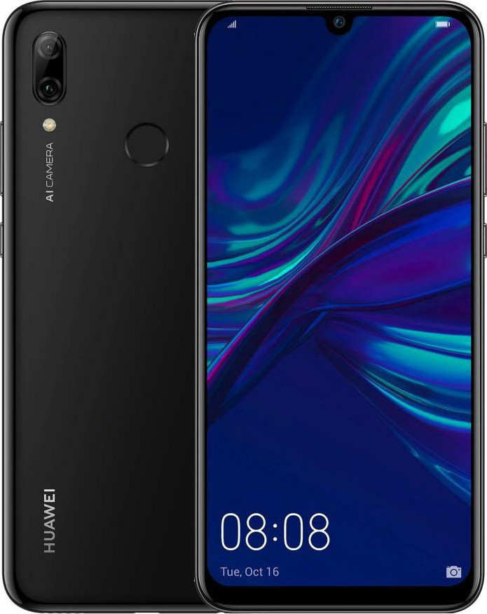 Смартфон Huawei P Smart 2019 3/64 (51093FSW) Black