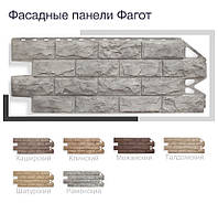 ОПТ - Фасадная панель АЛЬТА ПРОФИЛЬ Фагот Раменский (0,522 м2)