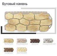 ОПТ - Фасадная панель АЛЬТА ПРОФИЛЬ Камень бутовый Греческий (0,531 м2), фото 1