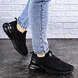 Женские кроссовки Fashion Jedi 1887 39 размер 24,5 см Черный, фото 8