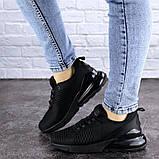 Женские кроссовки Fashion Jedi 1887 39 размер 24,5 см Черный Размер 39 - 24,5 см, фото 7
