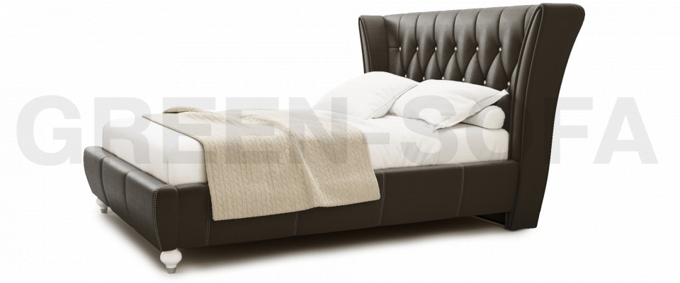 Кровать GreenSofa «Эмма» серия люкс