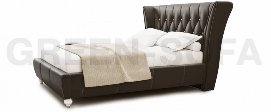 Кровать GreenSofa «Эмма» серия люкс, фото 2