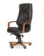 Кожаное кресло руководителя Texas extra LE-A