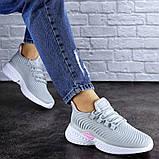 Женские кроссовки Fashion Ripple 1730 38 размер 24,5 см Серый Размер 38 - 24,5 см, фото 4