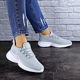 Женские кроссовки Fashion Ripple 1730 40 размер 25,5 см Серый Размер 40 - 25,5 см, фото 2