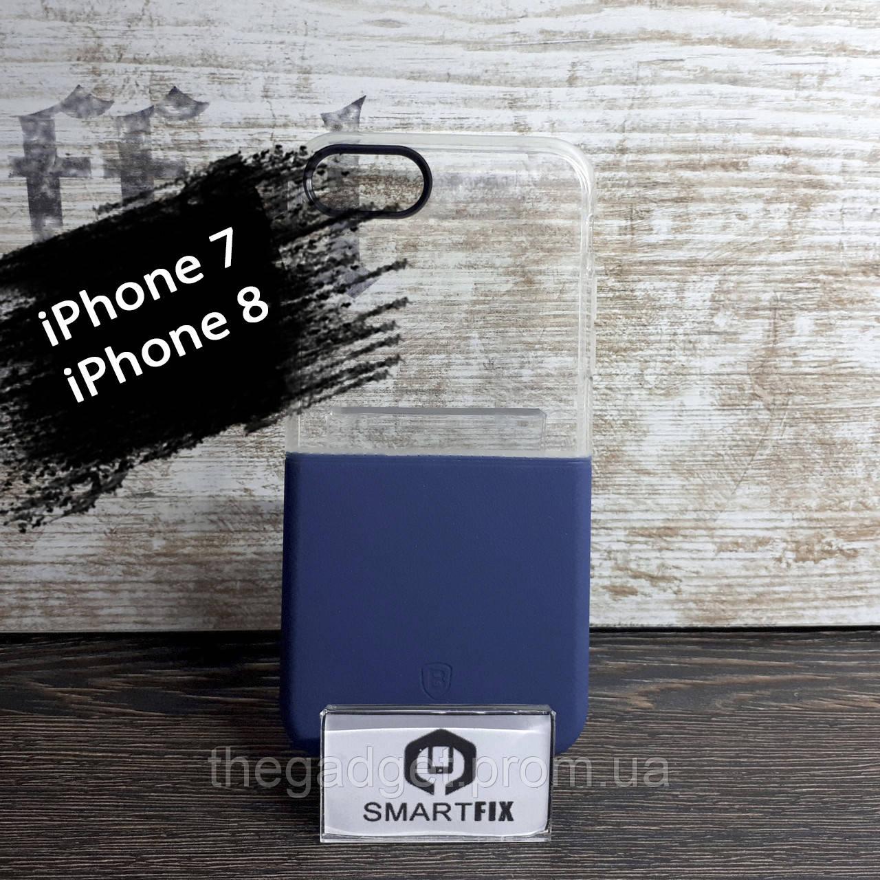 Силиконовый чехол для iPhone 7 / iPhone 8 Baseus
