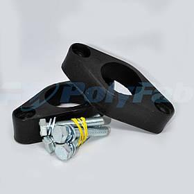 Проставки для увеличения клиренса на задние амортизаторы для Skoda 30мм