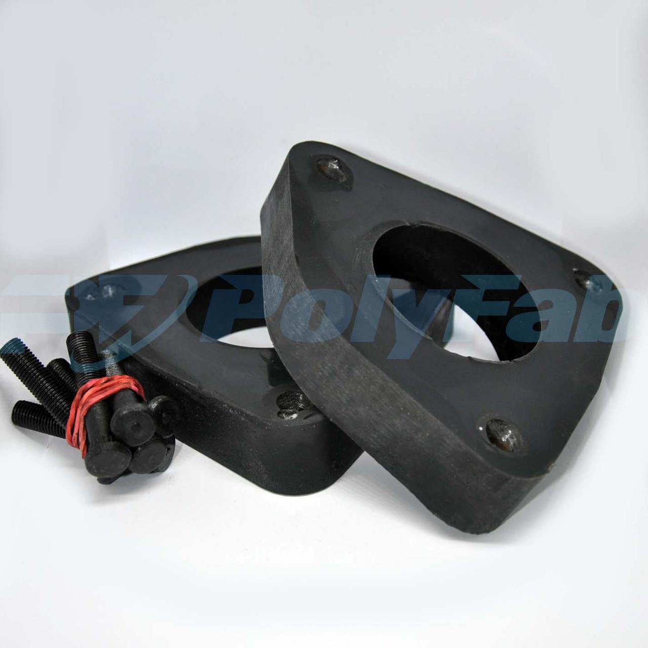 Проставки для увеличения клиренса на переднюю подвеску для KIA 30мм