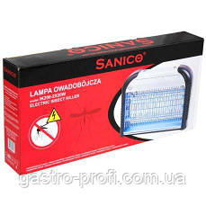 Інсектицидна пастка, лампа знищувач комах Sanico IK204 2x10 W