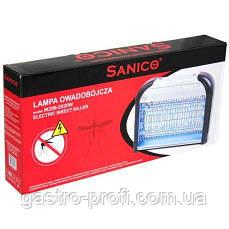 Инсектицидная ловушка, лампа уничтожитель насекомых Sanico IK-206 2x20 W