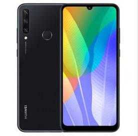 Смартфон HUAWEI Y6p 3/64GB Midnight Black (51095KYP)