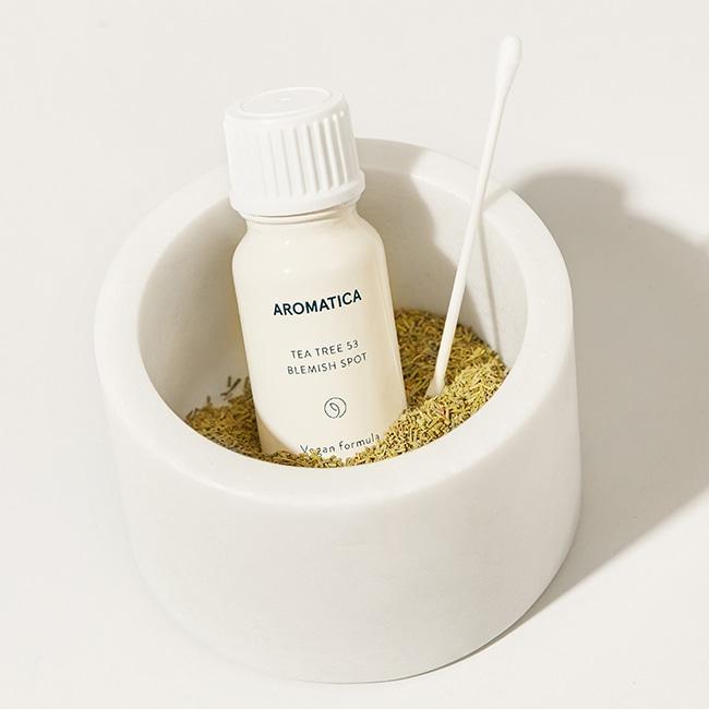 Точечное средство для проблемной кожи с чайным деревом Tea Tree 53 Blemish Spot