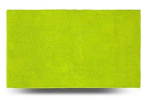 Килимок для ванної кімнати Ананас, лайм, 70x120 см