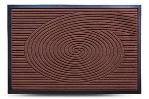 Придверні килимок MX, світло-коричневий, 60х90 см