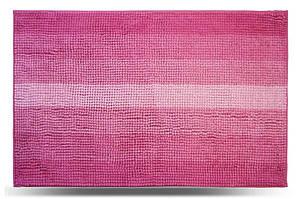 Килимок у ванну кімнату Махрамат, рожевий ТЗ, 60х90 см