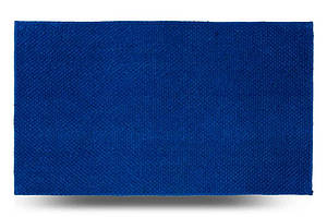 Коврик для ванной комнаты Ананас, синий, 70x120 см