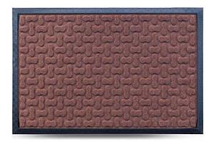 Придверні килимок МХ, світло-коричневий, 40x60 см