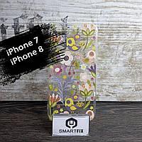 Силиконовый чехол с рисунком для iPhone 7 / iPhone 8, фото 1