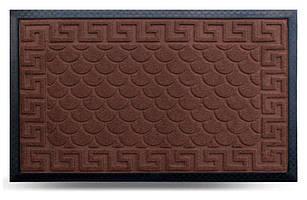 Придверні килимок MX, світло-коричневий, 45х75 см