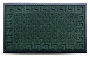 Придверні килимок MX, смарагд, 45х75 см