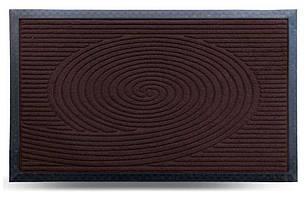 Придверні килимок MX, коричневий, 45х75 см