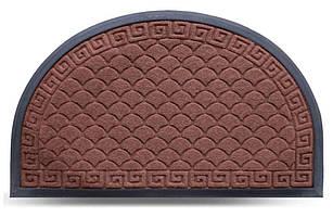 Придверні килимок MX-S, світло-коричневий, 45х75 см