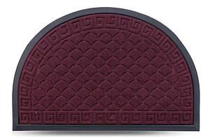 Придверні килимок MX-S, бордо, 40х60 см