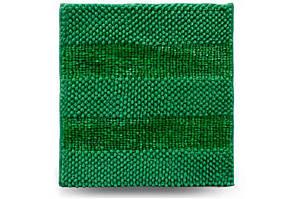 Коврик в ванную комнату Махрамат Матрас, зеленый, 55x50 см