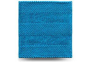 Коврик в ванную комнату Махрамат Матрас, голубой, 55x50 см