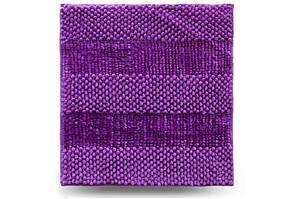 Килимок у ванну кімнату Махрамат Матрац, фіолетовий, 55x50 см
