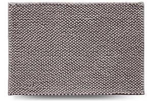 Килимок для ванної кімнати Ананас, сірий, 55x80 см