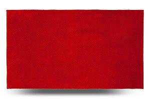 Килимок для ванної кімнати Ананас, червоний, 70x120 см