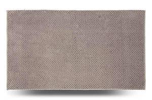 Килимок для ванної кімнати Ананас, сірий, 70x120 см