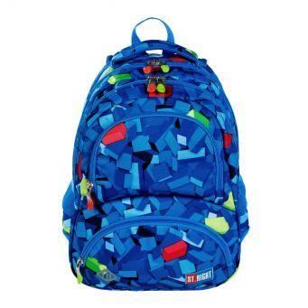 Рюкзак с термокарманом ST.RIGHT BP7 BLOCKS 42x30x20 см 24 литра