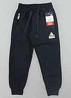 {есть:7 лет} Спортивные брюки для мальчиков , Артикул: 6030-т.синий [7 лет]