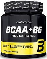 Амінокислоти BioTech - BCAA+B6 (340 таблеток)